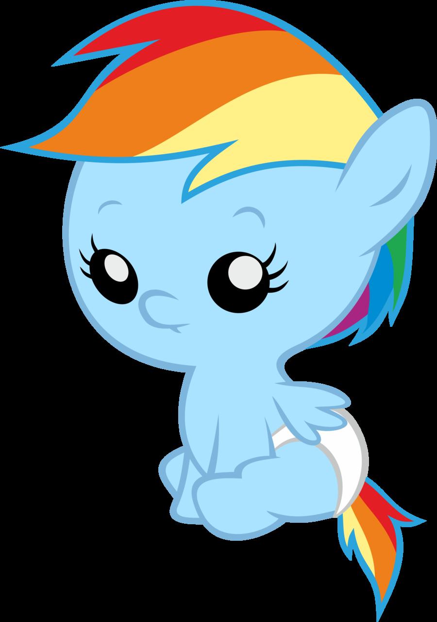 Sticker other mlpmy little pony rainbow dash