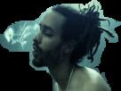 Sticker risitas tairo fumer bedo cannabis